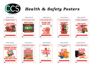 Health & Safety 10 pack
