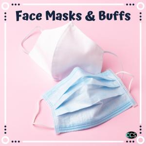 Face Masks & Buffs